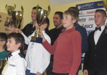 Федерацията по картинг награди шампионите