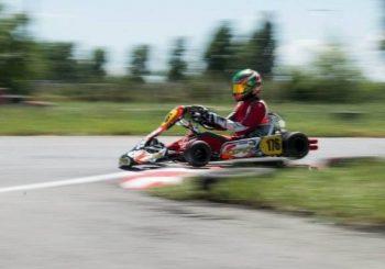 Васил Коларов на полпозишън в Серес, 2 победи за Ники Петров в Rotax
