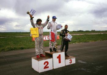 Първа победа за Иван Влъчков на затворен маршрут