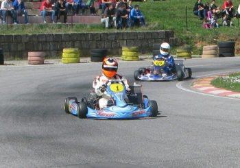 Владо Арабаджиев спечели и двете състезания в Кюстендил