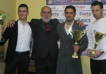 Арабаджиев показа на младите как се прави
