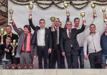 БФАС награди призьорите за изминалия сезон