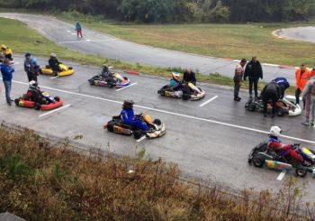 Вълнуващи битки в картинг надпреварите на пистата в Плевен