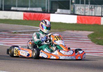 Кристиян Христов взе участие в първия кръг от Еврошампионата X30