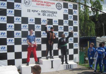 2017 Кюстендил – Втори кръг