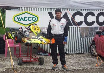 Юлиан Серафимов най-бърз в квалификацията в KZ във 2-ия кръг на Картинг Клуб Плевен