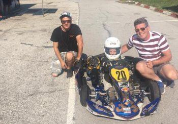 Гръцкият отбор Go Kart Center спира участието си в шампионата ни