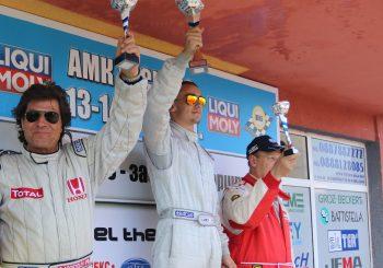 Силна конкуренция очаква Иван Влъчков на писта Русе