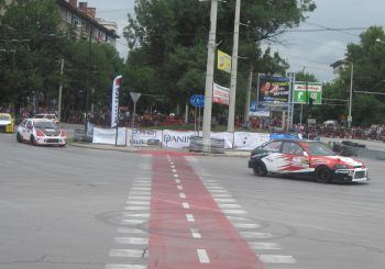 Иван Влъчков спечели писта Русе