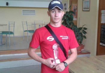 Росен Даскалов: Иван Влъчков е спокоен и хладнокръвен като Кими Райконен