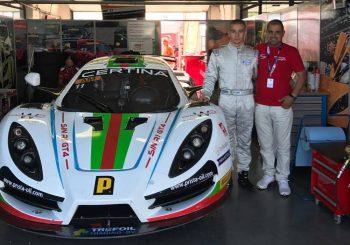 Иван Влъчков ще направи второ участие в сериите GT4
