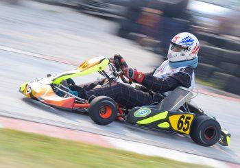 Юлиан Серафимов спечели 5-ия кръг от шампионата на Картинг Клуб Плевен
