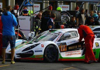 Иван Влъчков ще участва в последния кръг от сериите GT4 на Нюрбургринг