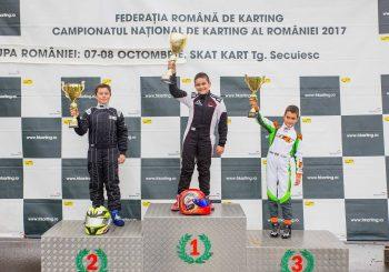 Мариян Бондиков спечели Купата на Румъния в Mini ROK