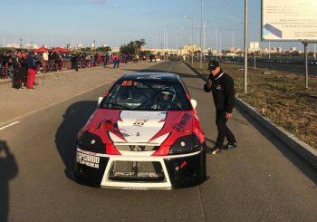 Иван Влъчков ще стартира от първа позиция на писта Бургас