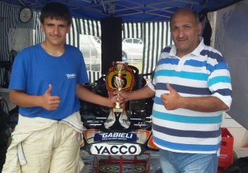 Син и баща Юлиан Серафимови: Крушата не пада по-далеч от дървото