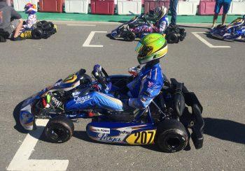 Христо Пенов се класира на полуфиналите на Rotax в Портимао