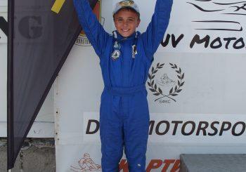 Данислав Арсов – Най-бързият в Мини БГ в края на сезона