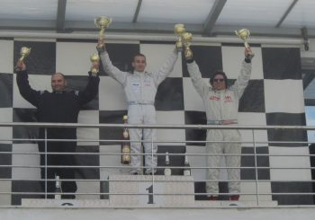 Иван Влъчков триумфира на Писта Диамо в Серес