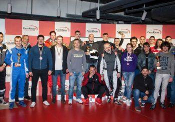 Кевин Капрас и Борис Карастанев триумфираха във втория кръг на София Картинг Ринг
