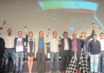 БФАС награди призьорите си за сезон 2017