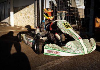 Максим Харалампиев със силно представяне на Trofeo Senna 2017 в Италия