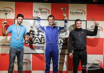 Николай Атанасов с двоен триумф в 6-ия кръг на София Картинг Ринг