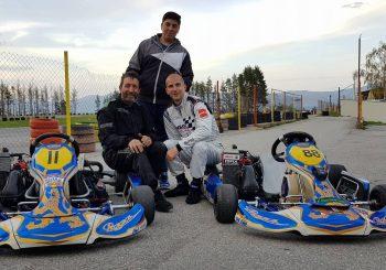 Любомир Гърков ще кара в KZ тази година