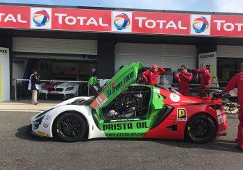 Влъчков на полпозишън за второто състезание в GT4