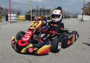 Дани Арсов ще кара тази година благодарение на нов спонсор