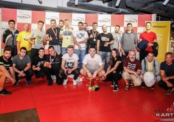 Михалев и Джулиан с победи в 9-ия кръг на София Картинг Ринг