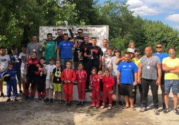 Победи за Цветанов, Алекс Иванов и Здравков във втория кръг на Картинг Клуб Плевен
