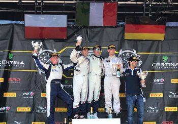 Влъчков завърши 3-и в своя клас в първото състезание на Нюрбургринг