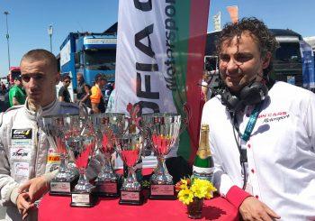 Влъчков спечели второто състезание в своя клас на Нюрбургринг в GT4