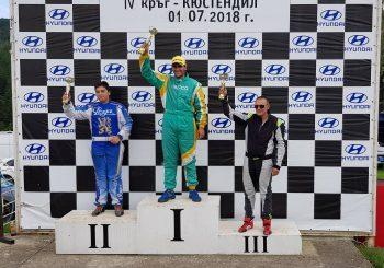 Успехи за Илиева, Арсов, Митов, Коцеоглу и Серафимов в 4-ия кръг в Кюстендил