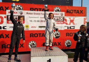 Ивон Симеонова с нови победи в шампионата на Австрия