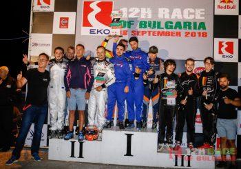 Тимът на DRGM спечели 12-те часа на България