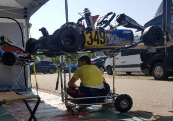 Труден ден за българските пилоти на Rotax MAX Challenge Euro Trophy