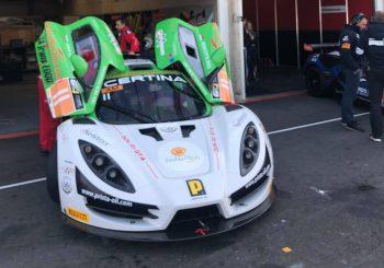 Иван Влъчков втори в квалификацията на Зандвоорт в GT4