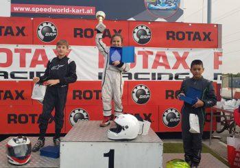 Ивон Симеонова е шампионка на Австрия в своя клас
