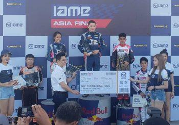Георги Димитров спечели Азиатския финал в Junior X30