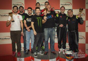 Карастанев, Михалев и Куличев спечелиха 3-ия кръг от Ендуранс шампионата на Sofia Karting Ring