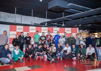 Михалев и Баханов взеха победите в 5-ия кръг на София Картинг Ринг