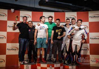 Джулиан и Гайдов спечелиха 5-ия кръг от енудранс шампионата на Sofia Karting Ring
