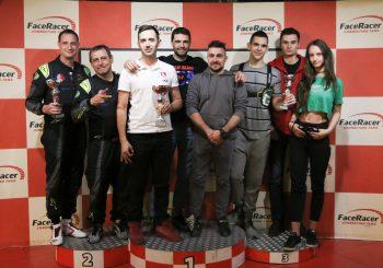 Джулиян и Гайдов победиха в 3-ия кръг от Endurance RaceFacer 2019