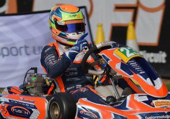 Георги Димитров спечели първите 2 състезания от британския шампионат в Junior X30