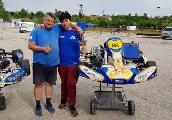 Любомир Гърков ще участва във втория кръг на Картинг Клуб Плевен