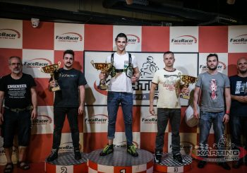 Симеон Михалев спечели спринтовия шампионат на София Картинг Ринг