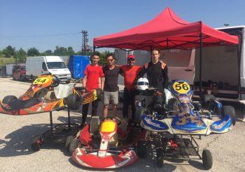 Макси Колев, Ахчиев и Тончо Стефанов караха в Открития ден на спорта в Хасково