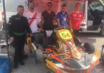 Сартори, Бояджиев, Иванов и Ахчиев взеха участие в Открития ден на картинг спорта
